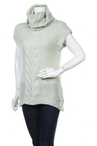Γυναικείο πουλόβερ, Μέγεθος M, Χρώμα Πράσινο, Τιμή 4,52€