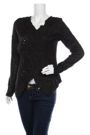 Γυναικείο πουλόβερ, Μέγεθος S, Χρώμα Μαύρο, Ακρυλικό, Τιμή 4,32€