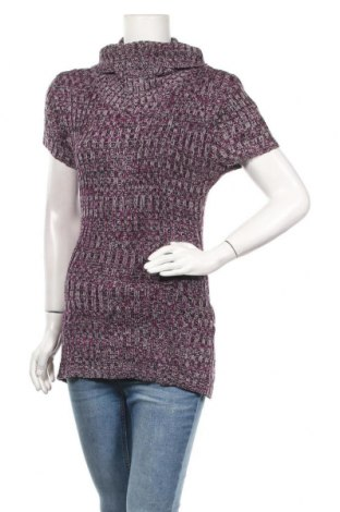 Дамски пуловер, Размер L, Цвят Многоцветен, 65% вълна, 35% акрил, Цена 6,83лв.