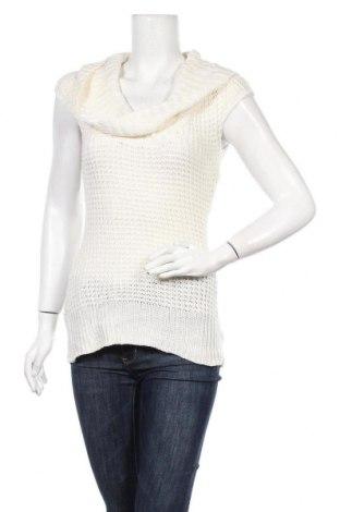 Дамски пуловер, Размер S, Цвят Екрю, Акрил, Цена 6,04лв.