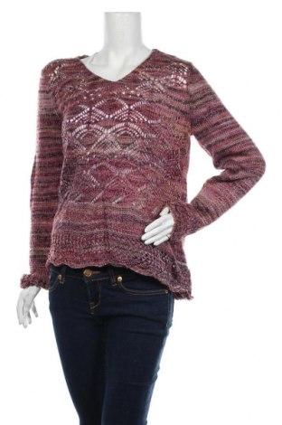 Дамски пуловер DB Established 1962, Размер M, Цвят Многоцветен, Полиестер, Цена 6,04лв.