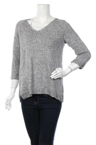Дамски пуловер, Размер L, Цвят Сив, Памук, Цена 9,66лв.