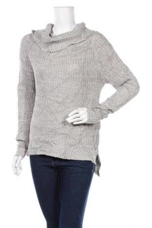 Γυναικείο πουλόβερ, Μέγεθος XL, Χρώμα Γκρί, 60% βαμβάκι, 40%ακρυλικό, Τιμή 5,23€