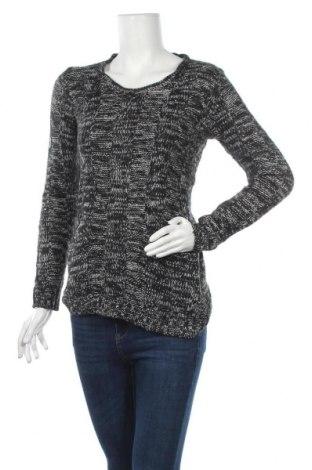 Дамски пуловер, Размер M, Цвят Черен, Акрил, Цена 5,51лв.