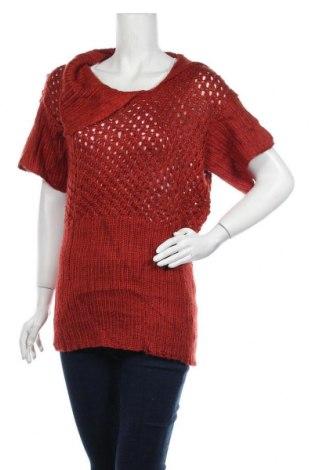 Γυναικείο πουλόβερ, Μέγεθος M, Χρώμα Κόκκινο, Τιμή 5,14€