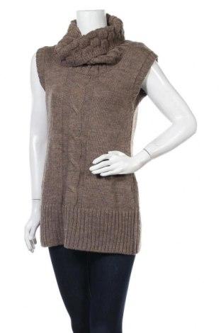 Γυναικείο πουλόβερ, Μέγεθος M, Χρώμα Καφέ, 70%ακρυλικό, 30% μαλλί, Τιμή 14,81€