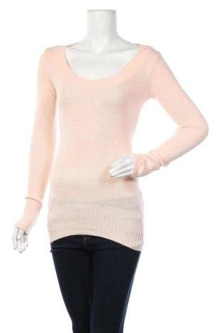 Дамски пуловер, Размер S, Цвят Розов, 90% акрил, 10% еластан, Цена 6,30лв.