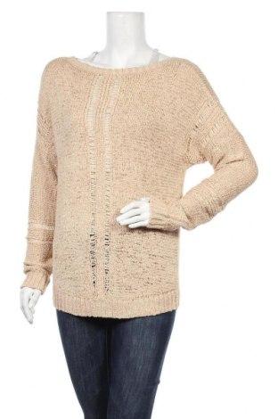 Γυναικείο πουλόβερ, Μέγεθος M, Χρώμα  Μπέζ, Τιμή 5,91€