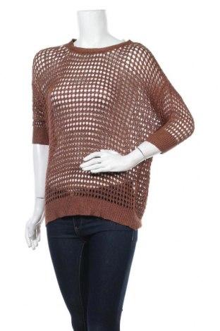 Γυναικείο πουλόβερ, Μέγεθος M, Χρώμα Καφέ, Τιμή 5,00€