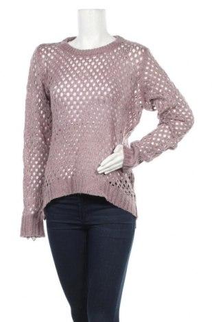 Γυναικείο πουλόβερ, Μέγεθος XL, Χρώμα Βιολετί, Τιμή 6,59€