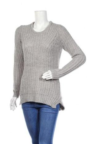 Γυναικείο πουλόβερ, Μέγεθος S, Χρώμα Γκρί, 80%ακρυλικό, 20% μαλλί, Τιμή 14,81€