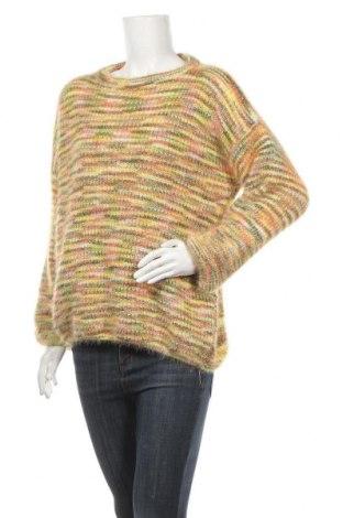 Дамски пуловер, Размер L, Цвят Многоцветен, Цена 30,45лв.