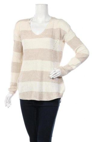 Дамски пуловер A.N.A., Размер M, Цвят Екрю, Памук, Цена 10,08лв.