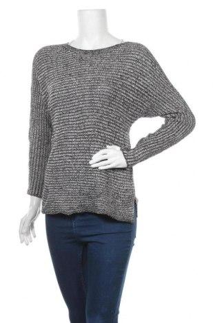 Дамски пуловер A.N.A., Размер S, Цвят Черен, 60% памук, 40% полиестер, Цена 8,82лв.