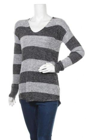 Дамски пуловер A.N.A., Размер M, Цвят Сив, Памук, Цена 7,09лв.
