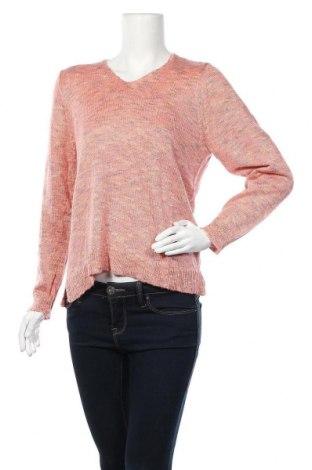 Дамски пуловер Alia, Размер M, Цвят Розов, 53% акрил, 45% полиестер, 2% метални нишки, Цена 12,18лв.