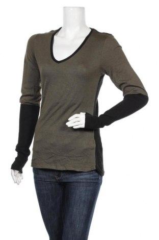 Γυναικείο πουλόβερ Ams, Μέγεθος L, Χρώμα Πράσινο, 62% βισκόζη, 26% μαλλί, 12% πολυαμίδη, Τιμή 12,99€