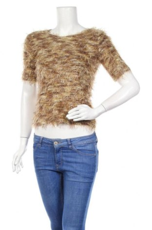 Дамски пуловер Apriori, Размер S, Цвят Многоцветен, Полиамид, Цена 9,24лв.