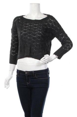 Дамски пуловер Ardene, Размер L, Цвят Сив, Акрил, Цена 5,78лв.