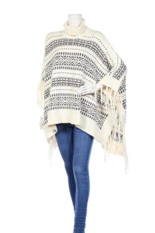 Дамски пуловер Artime, Размер M, Цвят Бял, 50% памук, 45% полиамид, 5% вълна, Цена 7,35лв.