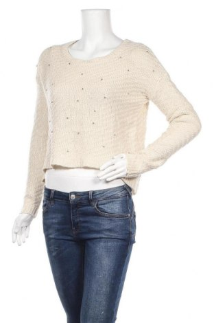 Дамски пуловер Billabong, Размер S, Цвят Бежов, 52% памук, 48% акрил, Цена 8,93лв.