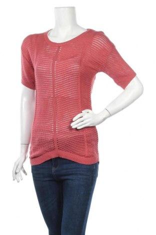 Дамски пуловер Blue Motion, Размер S, Цвят Розов, 60% памук, 40% вискоза, Цена 9,98лв.