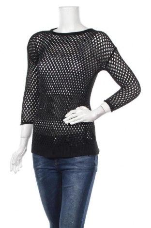 Дамски пуловер Blue Motion, Размер S, Цвят Черен, 60% памук, 40% вискоза, Цена 7,09лв.