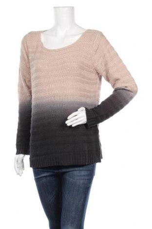 Γυναικείο πουλόβερ Bon'a Parte, Μέγεθος L, Χρώμα Πολύχρωμο, 55%ακρυλικό, 45% βαμβάκι, Τιμή 14,81€