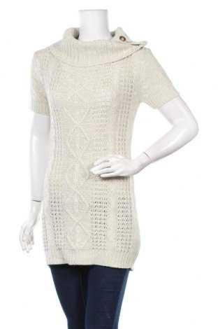 Дамски пуловер Brave Soul, Размер XS, Цвят Бежов, Акрил, Цена 12,91лв.