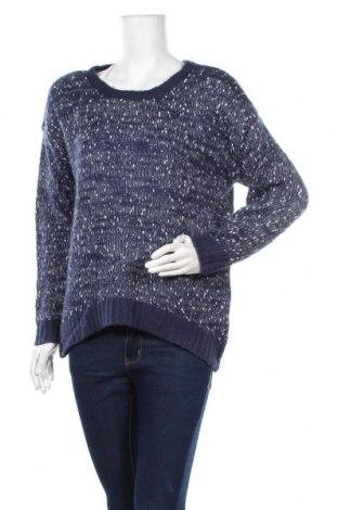 Дамски пуловер Brave Soul, Размер M, Цвят Син, 85% акрил, 15% полиамид, Цена 14,44лв.