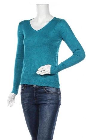 Дамски пуловер CPM Collection, Размер S, Цвят Син, Цена 10,92лв.