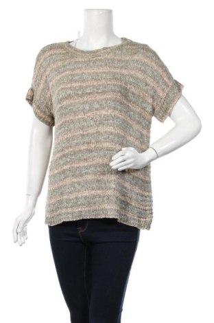 Дамски пуловер Cable & Gauge, Размер M, Цвят Многоцветен, 62% вискоза, 38% полиамид, Цена 5,51лв.