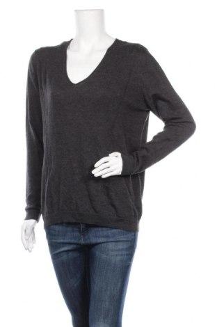 Дамски пуловер Camaieu, Размер M, Цвят Сив, Цена 10,87лв.