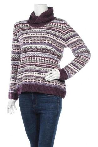 Дамски пуловер Canda, Размер M, Цвят Многоцветен, Акрил, Цена 12,71лв.