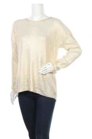Дамски пуловер Charles Vogele, Размер M, Цвят Бял, Акрил, Цена 24,15лв.