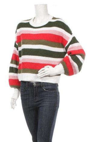 Γυναικείο πουλόβερ Charlotte Russe, Μέγεθος M, Χρώμα Πολύχρωμο, Ακρυλικό, Τιμή 13,25€