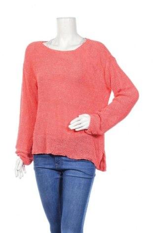 Дамски пуловер Colours Of The World, Размер M, Цвят Розов, Цена 8,82лв.