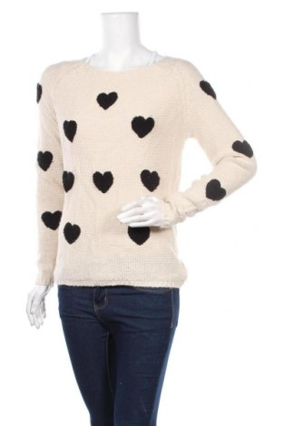 Γυναικείο πουλόβερ Cozy, Μέγεθος S, Χρώμα  Μπέζ, 95%ακρυλικό, 5% πολυεστέρας, Τιμή 7,80€