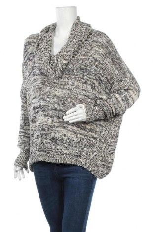 Γυναικείο πουλόβερ DKNY Jeans, Μέγεθος M, Χρώμα Πολύχρωμο, 64% βαμβάκι, 22%ακρυλικό, 8% βισκόζη, 5% πολυεστέρας, 1% μεταλλικά νήματα, Τιμή 19,55€