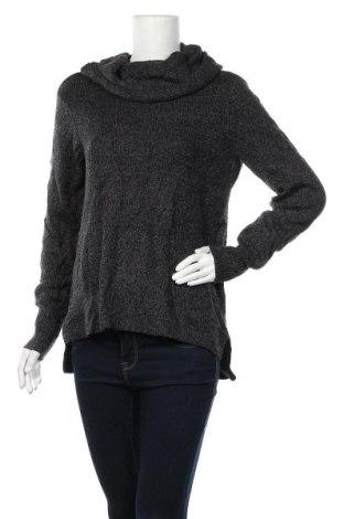 Γυναικείο πουλόβερ DKNY Jeans, Μέγεθος M, Χρώμα Γκρί, 62%ακρυλικό, 24% πολυαμίδη, 13% μαλλί, 1% ελαστάνη, Τιμή 20,92€