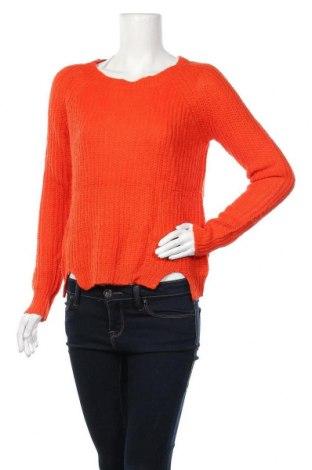 Дамски пуловер Decjuba, Размер S, Цвят Червен, Цена 8,82лв.