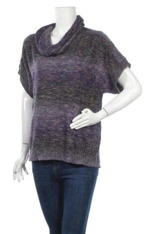 Дамски пуловер Dressbarn, Размер XL, Цвят Лилав, 70% акрил, 30% полиестер, Цена 6,30лв.