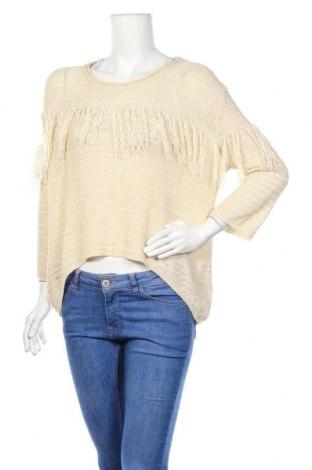 Γυναικείο πουλόβερ Driver, Μέγεθος M, Χρώμα  Μπέζ, Πολυεστέρας, Τιμή 9,71€