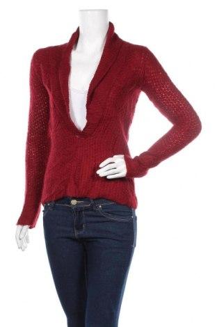 Γυναικείο πουλόβερ Dynamite, Μέγεθος M, Χρώμα Κόκκινο, 55%ακρυλικό, 30% πολυεστέρας, 15% μοχαίρ, Τιμή 14,36€
