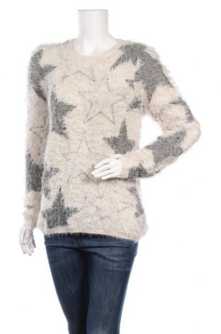Дамски пуловер Ellen Amber, Размер M, Цвят Бежов, 76% акрил, 16% полиестер, 8% метални нишки, Цена 11,34лв.