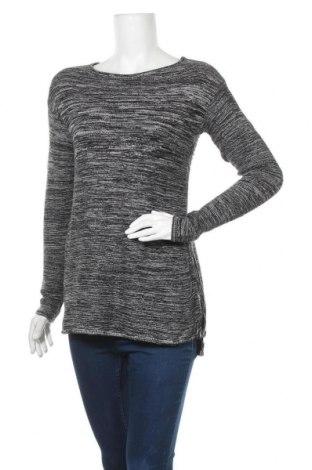 Γυναικείο πουλόβερ Ellen Tracy, Μέγεθος XS, Χρώμα Γκρί, 60% βαμβάκι, 40%ακρυλικό, Τιμή 23,38€