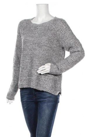 Дамски пуловер Faded Glory, Размер L, Цвят Бял, 60% памук, 39% акрил, 1% други нишки, Цена 19,11лв.