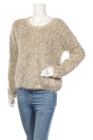 Дамски пуловер Fever, Размер XL, Цвят Бежов, 79% полиамид, 14% полиестер, 7% метални нишки, Цена 11,81лв.