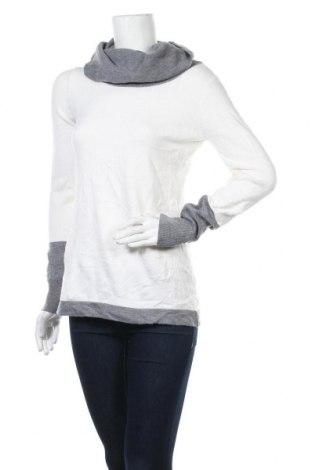 Дамски пуловер French Connection, Размер S, Цвят Бял, 87% акрил, 12% полиамид, 1% еластан, Цена 33,81лв.