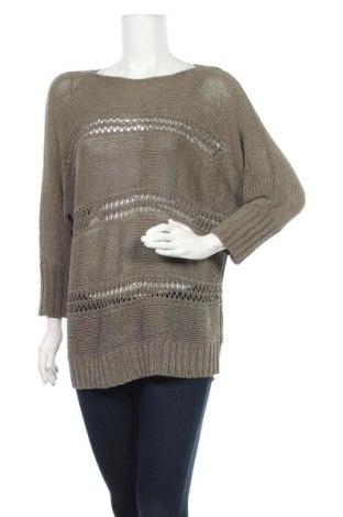 Γυναικείο πουλόβερ G.W., Μέγεθος XL, Χρώμα Πράσινο, Τιμή 12,50€